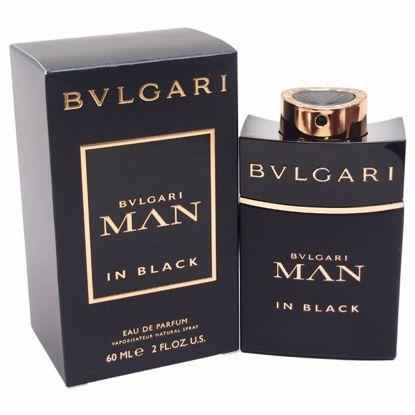 Bvlgari Man In Black Men Perfum Spray 2 oz