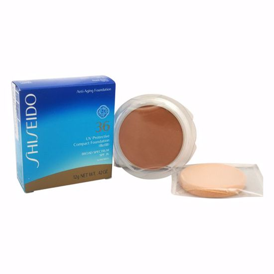 Shiseido UV Protective Compact Refill Broad Spectrum SPF 36 sunscreen Unisex 0.42 oz - Sun Protection Products | Sun Care Products | Best Sunscreen | Sun Cream Lotion | UV Protection | Body Care | All Natural Skin care | AromaCraze.com