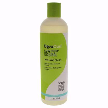 Deva Curl Low-Poo Lather Cleanser Unisex 12 oz