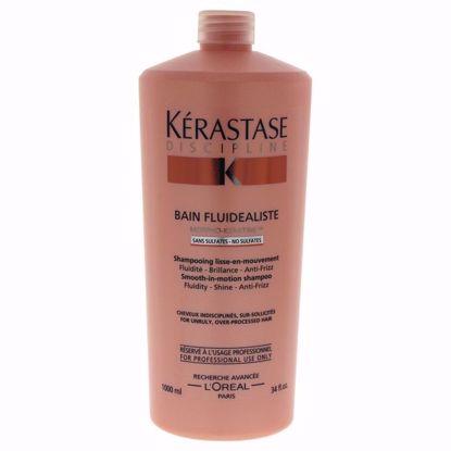 Kerastase Discipline Fluidealiste No Sulfates Smooth Shampoo