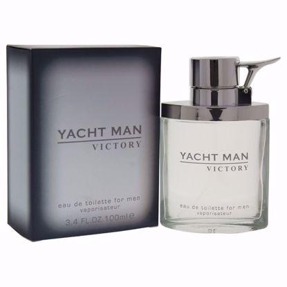 Myrurgia Yacht Man Victory Men EDT Spray 3.4 oz