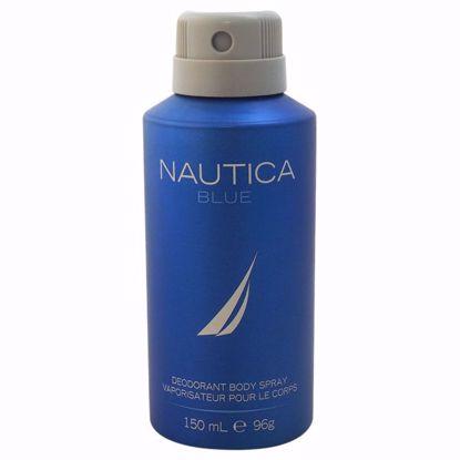 Nautica Nautica Blue Men Deodorant Body Spray 5 oz