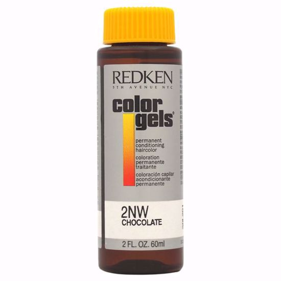 Redken Permanent Conditioning Haircolor Chocolate Unisex 2 o