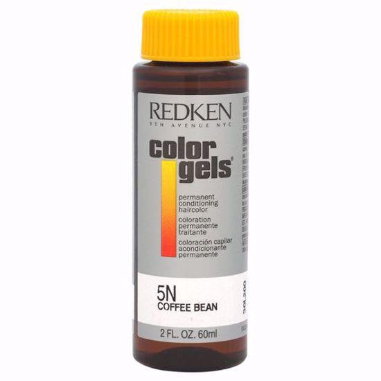 Redken Permanent ConditioningCoffee Bean Hair Color Unisex 2