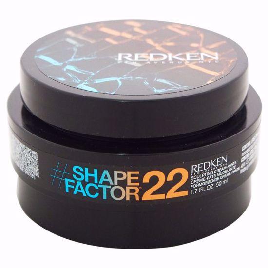 Redken Shape Factor Sculpting Cream Paste Unisex 1.7 oz