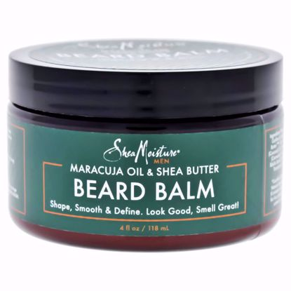 Shea Moisture Maracuja Shea Butter Beard Balm Men 4 oz