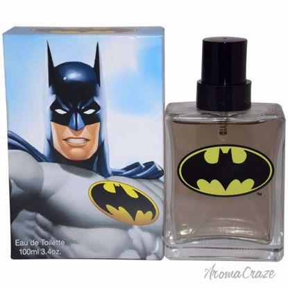 Marmol & Son Batman EDT Spray for Kids 3.4 oz