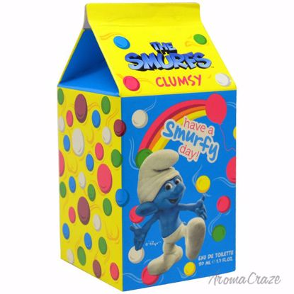 First American Brands The Smurfs Clumsy EDT Spray for Kids 1