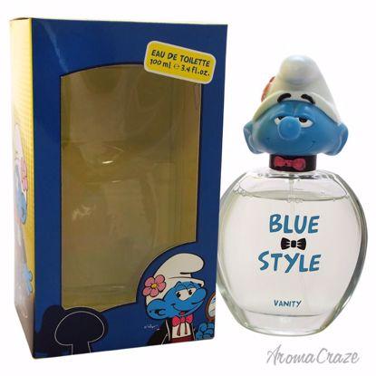 First American Brands The Smurfs Blue Style Vanity EDT Spray