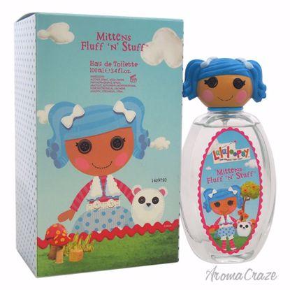Lalaloopsy Mittens Fluff 'N' Stuff EDT Spray for Kids 3.4 oz