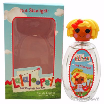 LalaLoopsy Dot Starlight EDT Spray for Kids 3.4 oz