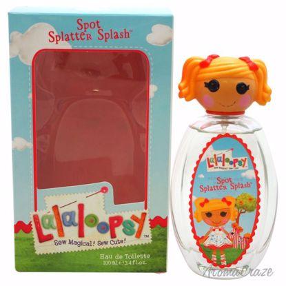 LalaLoopsy Spot Splatter Splash EDT Spray for Kids 3.4 oz