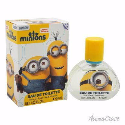Minions EDT Spray for Kids 1.02 oz