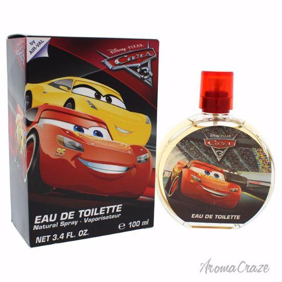 Disney Pixar Cars 3 EDT Spray for Kids 3.4 oz