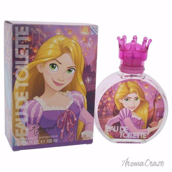 Disney Princess Rapunzel EDT Spray for Kids 3.4 oz