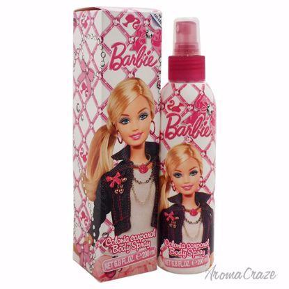 Mattel Barbie Body Spray for Kids 6.8 oz