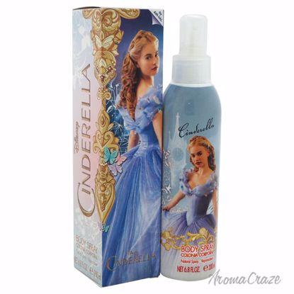 Disney Cinderella Body Spray for Kids 6.8 oz