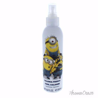 Minions Cool Cologne Body Spray for Kids 6.8 oz