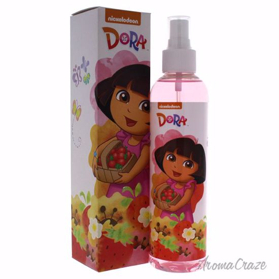 Marmol & Son Dora The Explorer Strawberry Sparkle Body Spray