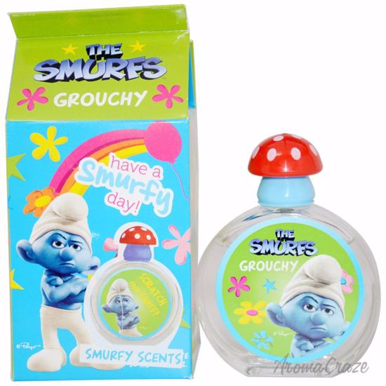 First American Brands The Smurfs Grouchy EDT Spray (Tester)