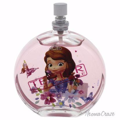 Disney Sofia EDT Spray (Tester) for Kids 3.4 oz