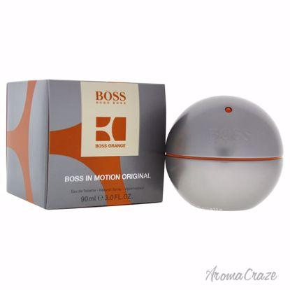 Boss In Motion by Hugo Boss EDT Spray for Men 3 oz