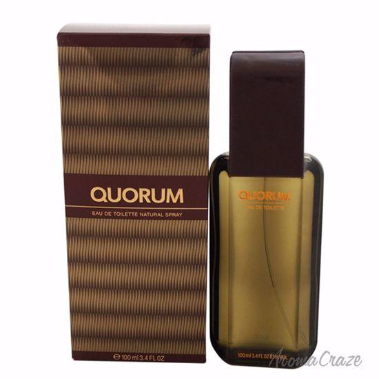 Antonio Puig Quorum EDT Spray for Men 3.4 oz
