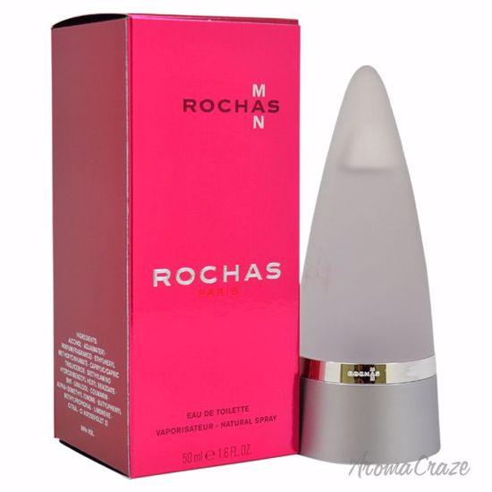Rochas Man EDT Spray for Men 1.7 oz