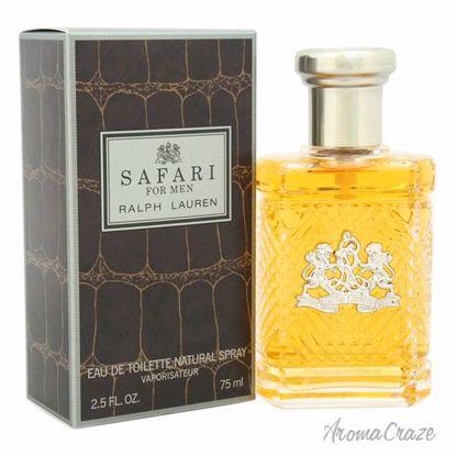 Ralph Lauren Safari EDT Spray for Men 2.5 oz