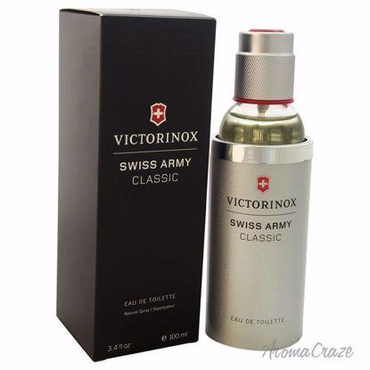 Swiss Army EDT Spray for Men 3.4 oz