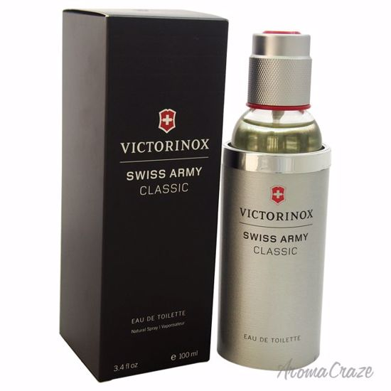 Swiss Army EDT Spray for Men 3.4 oz