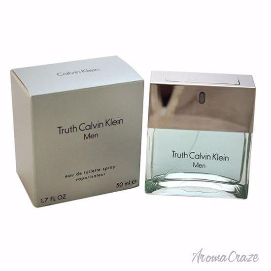 Calvin Klein Truth EDT Spray for Men 1.7 oz