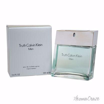 Calvin Klein Truth EDT Spray for Men 3.4 oz