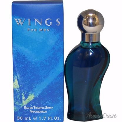 Giorgio Beverly Hills Wings EDT Spray for Men 1.7 oz