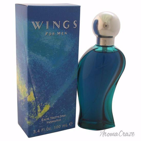 Giorgio Beverly Hills Wings EDT Spray for Men 3.4 oz