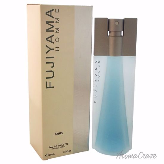 Succes De Paris Fujiyama EDT Spray for Men 3.4 oz