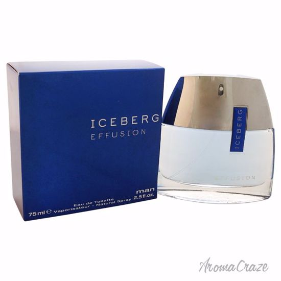 Iceberg Effusion EDT Spray for Men 2.5 oz
