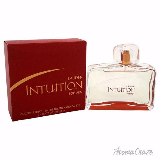 Estee Lauder Intuition Cologne Spray for Men 3.4 oz