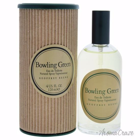 Geoffrey Beene Bowling Green EDT Spray for Men 4 oz