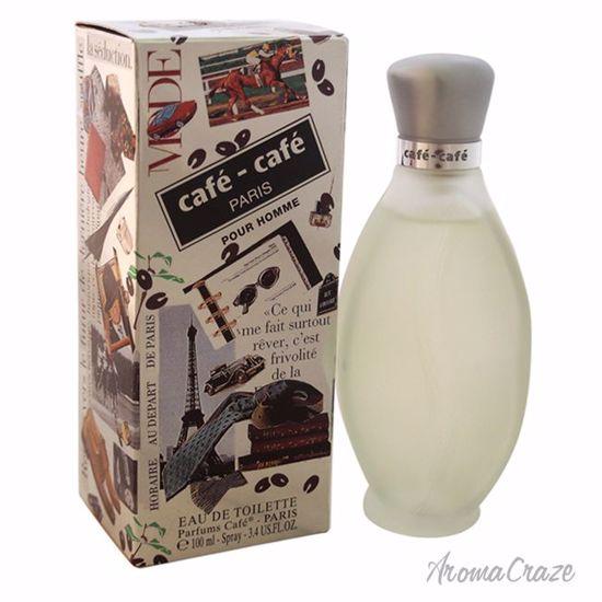 Cofinluxe Cafe de Cafe EDT Spray for Men 3.4 oz