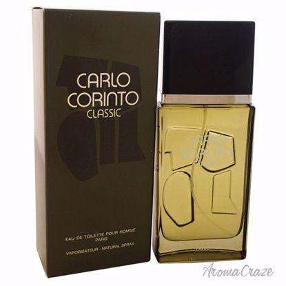 Carlo Corinto Classic EDT Spray for Men 3.4 oz