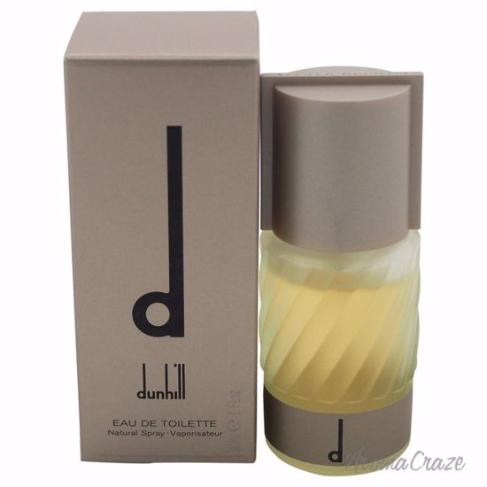 Alfred Dunhill D EDT Spray for Men 1 oz