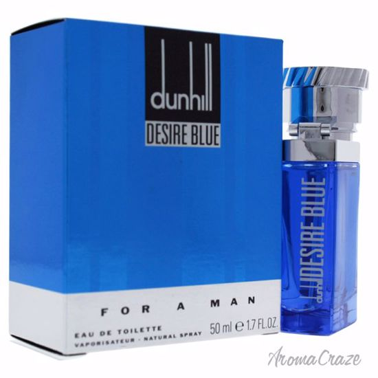 Alfred Dunhill Desire Blue EDT Spray for Men 1.7 oz
