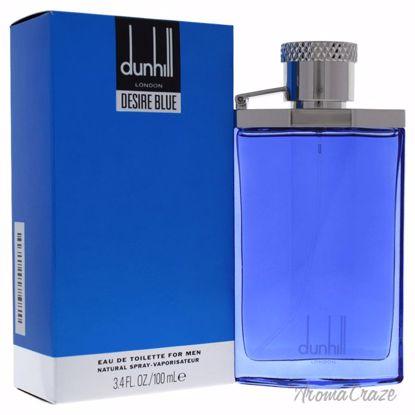 Alfred Dunhill Desire Blue EDT Spray for Men 3.4 oz
