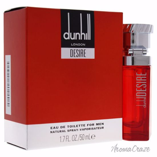 Alfred Dunhill Desire EDT Spray for Men 1.7 oz