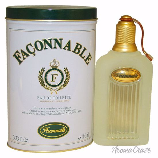 Faconnable EDT Spray for Men 3.3 oz