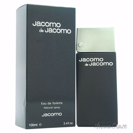 Jacomo De Jacomo By Jacomo EDT Spray for Men 3.4 oz