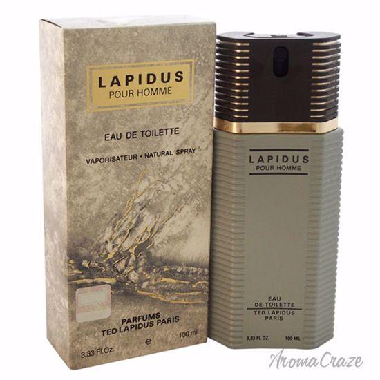 Lapidus By Ted Lapidus EDT Spray for Men 3.3 oz