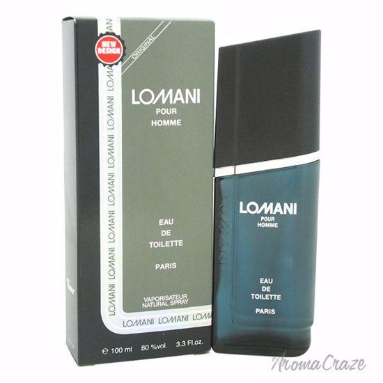 Lomani EDT Spray for Men 3.4 oz
