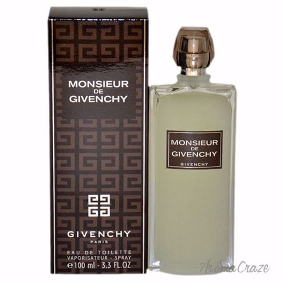 Givenchy Monsieur De Givenchy EDT Spray for Men 3.3 oz